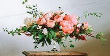 Floral / Beautiful & inspiring floral designs and arrangements