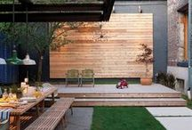 Garden/Outdoor Living / by Kristin Steenstra