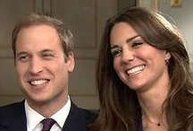 William and Kate / by Margie Fitzgerald