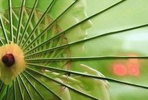 greenish...