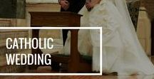 Catholic Wedding / Ideas, gifts and other inspiration to celebrate Catholic weddings, anniversaries, and the Sacrament of Marriage.