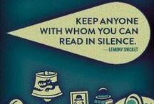 books & reading, wit & wisdom / by An Infomaniac