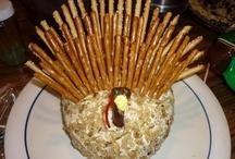 Gobble Gobble-it's Turkey Day / by Nancy Blandford