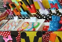 Birthday Themes / by Lilian Martinez