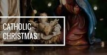 Catholic Christmas / Christmas gifts, decorating ideas, and other inspirational ways to keep Christ in Christmas. Christmas is a Christian liturgical season celebrating the birth of the King of Kings!