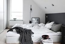Bedroom / by THE HEALTHY CHIRO Katie Halakas