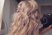 Hair / by Tessa Miller
