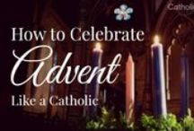 Advent Ideas, Calendars & Activities / Advent is a wonderful time of spiritual preparation for Christmas. Find Advent decorating and craft ideas and other inspiration to spend the season of Advent preparing for the coming of Christ.  / by The Catholic Company