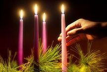 Advent Wreath Ideas / Lots of Advent Wreath ideas & inspiration - buy a beautiful Advent candleholder as a memorable gift for family & friends, and make your own as for craft time with the kids.  / by The Catholic Company