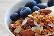 Breakfast Time / by THE HEALTHY CHIRO Katie Halakas