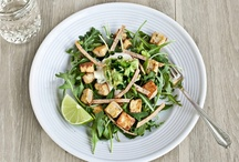 Salad Heaven / by THE HEALTHY CHIRO Katie Halakas
