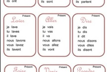 French Verbs / by Annette Gilleron