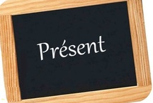 Present Tense / Learn French grammar : present tense (présent de l'indicatif). #verbs #conjugation / by Learn French Lab