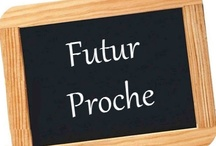 Near Future Tense / Learn French grammar : near future tense (futur proche). #verbs #conjugation