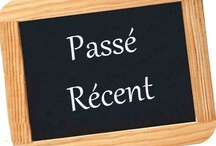 Recent Past Tense / Learn French grammar : recent past tense (passé récent). #verbs #conjugation / by Annette Gilleron