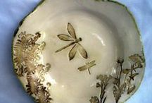 Pottery Ideas by others / Examples of interesting pottery, to promote new ideas in my own work. / by Jill Varga