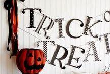 Halloween / by Rebecca Doubleu