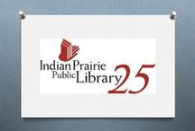 Local History Indian Prairie Public Library's 25th Anniversary / In 1988 the Willowbrook Public Library and the Darien Public Library merged to form the Indian Prairie Library District.  / by Indian Prairie Public Library