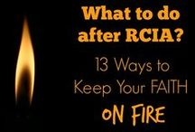 RCIA Tips, Tools & Gifts / Great gifts and ideas for RCIA candidates preparing to enter the Catholic Church. / by The Catholic Company