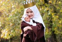 All Saints' Day Costumes & Ideas / November 1st is All Saints' Day! Help your kids dress up as their favorite saints to celebrate. Get some great home decorating ideas too!