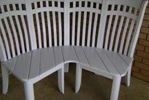 PTA Otis Auction - chair and gift auction / by Joni Kanazawa