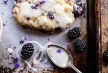 Homebaked Breakfast / Baked goods: muffin, scone, and pastry recipes.