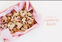 Valentine's Day Dog Treats / Learn how to make some cute Valentine's Day themed treats for your dogs!