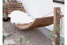 Garden and outdoor space
