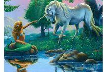 Unicorns & Mermaids