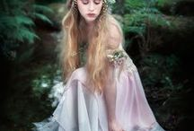 Fairy Tale Photography / Find some fairy tale photography inspiration here. Magical woods, fairy wings and mesmerizing atmosphere. Let's dive deep!