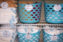 For The Home / Great Ideas for the home, design, organization etc.