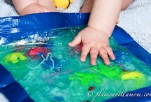 Playtime / Kids craft, imaginative play, sensory activities and game ideas