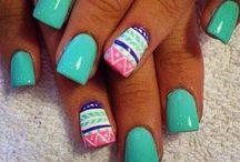 Nail Designs / by Lindsay