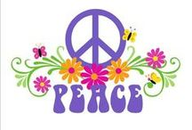 Peace Always / For the love of hippies, peace signs and symbols. All I am saying, is give Peace a chance.