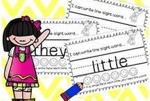 Loving Language Arts @ Charlotte's Clips / I love to pin and repin new ways to help young children love to read and write.  Most ideas and products are free.