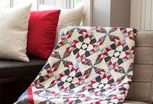 Marianne Elizabeth / Projects and fabrics featuring collections by Marianne Elizabeth for RJR.