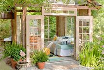 Cool Spaces / by Karen Hallac