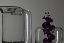 CRYSTAL & GLASS / by Ideas Across Moodboard