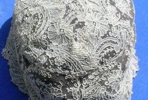 Lace, hankies, and vintage linens / by Karen Hallac