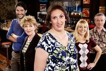 English tv shows I like from past and present / by Karen Hallac