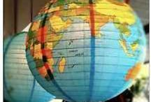 Globes Make the World Go Around