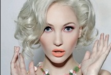 make- up glam / by Lailey Morton