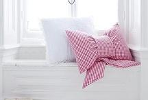 Pillows / by Sheri Winona