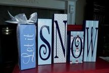 Holidays - Winter / by Sheri Winona