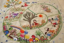 Embroidery and Needlework / by Karen Hallac