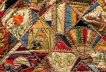 Crazy Quilts / by Karen Hallac