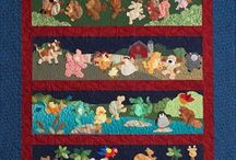 Baby and children's quilts / by Karen Hallac