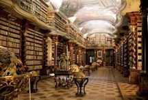 Book collections/Libraries / by Karen Hallac