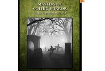 Books...Ghosts, hauntings, the paranormal, vampires, and witches / by Karen Hallac