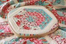 Mary McGuire / Fabrics and projects featuring fabrics designed by Mary McGuire for RJR